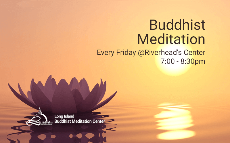 Friday Meditation Program