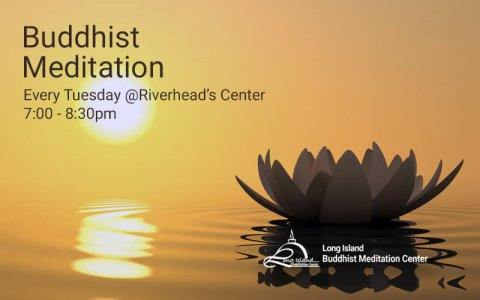 Tuesday Meditation Program