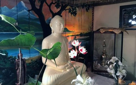 Growth in Buddhism on Long Island pushes center to find bigger space
