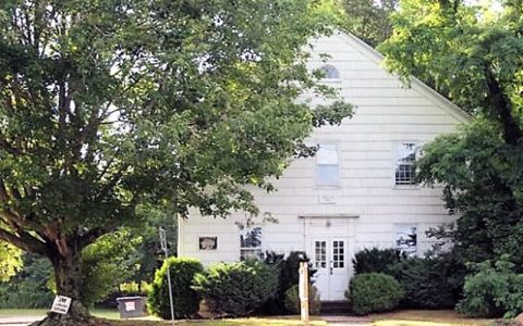 Buddhist Meditation Center in contract to purchase historic Grange Hall
