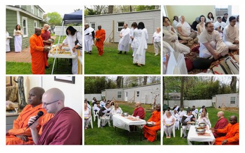 Uposatha Observance Day – April 2017