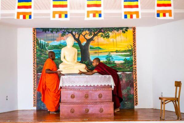 New Buddhist temple in Riverhead gives religion higher profile