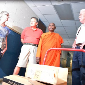 Mount Sinai Schools join with Long Island Buddhist Meditation Center